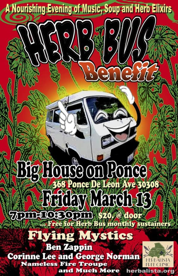 Herb Bus Benefit